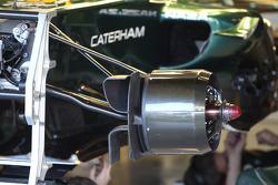 Caterham F1 Team brakes
