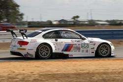 #56 BMW Team RLL BMW E92 M3: Dirk Muller, Joey Hand