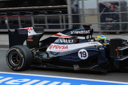 Bruno Senna, Williams F1 Team achterkant