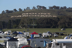 The famous Mount Panorama