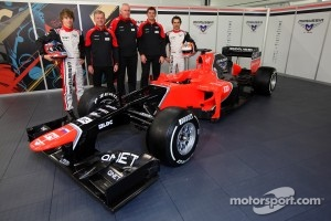 No KERS for Marussia in 2012