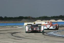 #2 Audi Sport Team Joest Audi R18: Rinaldo Capello, Tom Kristensen, Allan McNish