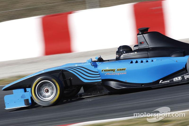 Robert Cregan, Ocean Racing Technology