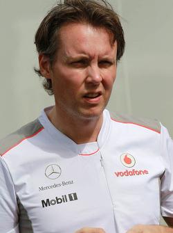 Sam Michael, McLaren