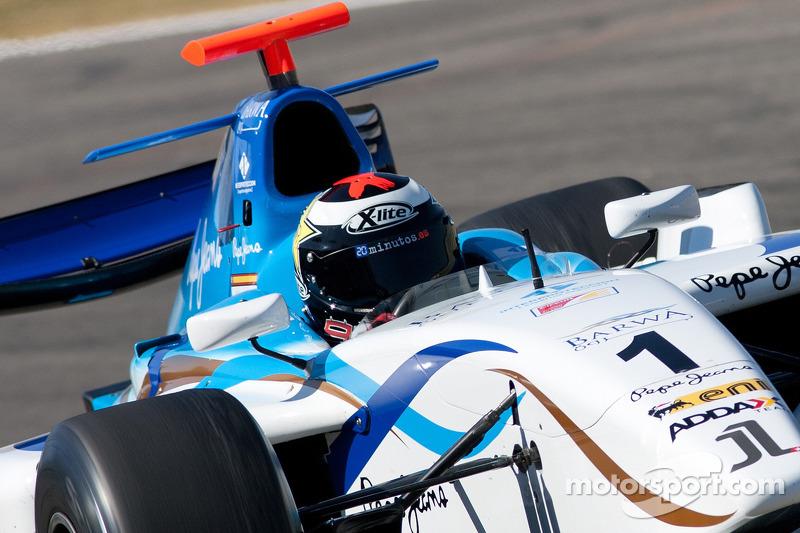 Jorge Lorenzo teste la FP2 du Barwa Addax Team