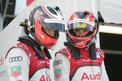Marcel Fassler and Benoit Tréluyer