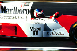 Jan Magnussen, McLaren MP4/10B