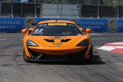 #62 Klenin Performance Racing McLaren 570S GT4: Mark Klenin