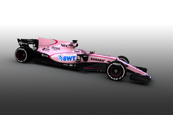 Präsentation: Force India VJM10