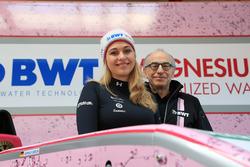 Sophia Flörsch, Mücke Motorsport with Peter Mücke