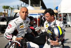 #27 Dream Racing Lamborghini Huracan GT3: Cedric Sbirrazzuoli, Paolo Ruberti