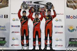 Джеймс Френч, Кайл Массон, Патрисио О'Уорд, Performance Tech Motorsports