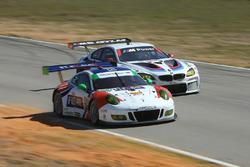 №54 CORE autosport Porsche 911 GT3R: Джон Беннет, Колин Браун, Ник Йонссон; №25 BMW Team RLL BMW M6 GTLM: Билл Оберлен, Александр Симс, Куно Виттмер