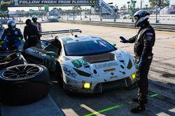 #18 DAC Motorsports, Lamborghini Huracan GT3: Emmanuel Anassis, Anthony Massari, Brandon Gdovic