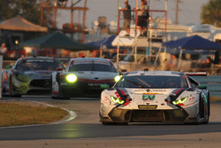 #27 Dream Racing Lamborghini Huracan GT3: Седрік Сбірраццуолі, Лоуренс ДіДжордж, Паоло Руберті