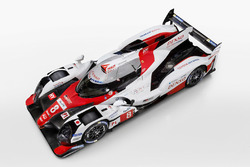 Toyota TS050 Hybrid launch