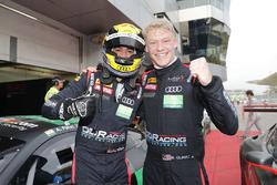 Yarış galibi #86 OD Racing Audi R8 LMS: Aditya Patel, Mitch Gilbert