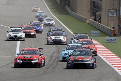 Ференц Фица, Zele Racing, SEAT León TCR, Джеймс Нэш, Lukoil Craft-Bamboo Racing, SEAT León TCR