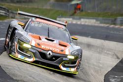 #35 Renault R.S.01: Danny Kubasik, Heiko Hammel