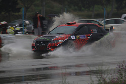 23 Gp Garage My Team Osman Uğur Tuğba Bora Mitsubishi Lancer Evo Ix N