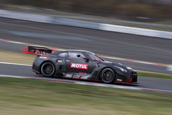 Nissan GT-R NISMO GT3 shakedown