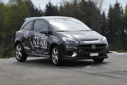 Jakob Morgenegg, Opel Corsa OPC, Team GRH