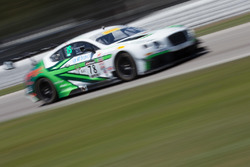 #78 Absolute Racing Bentley Continental GT3: Yufeng Luo, Alexandre Imperatori