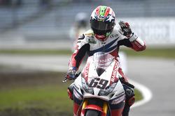 Третье место: Ники Хейден, Honda World Superbike Team