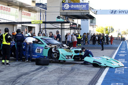 №33 Falken Motorsports, BMW M6 GT3: Питер Дамбрек, Александре Императори, Стеф Дюссельдорп, Марко Зеефрид