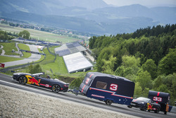 Caravana Red Bull Racing