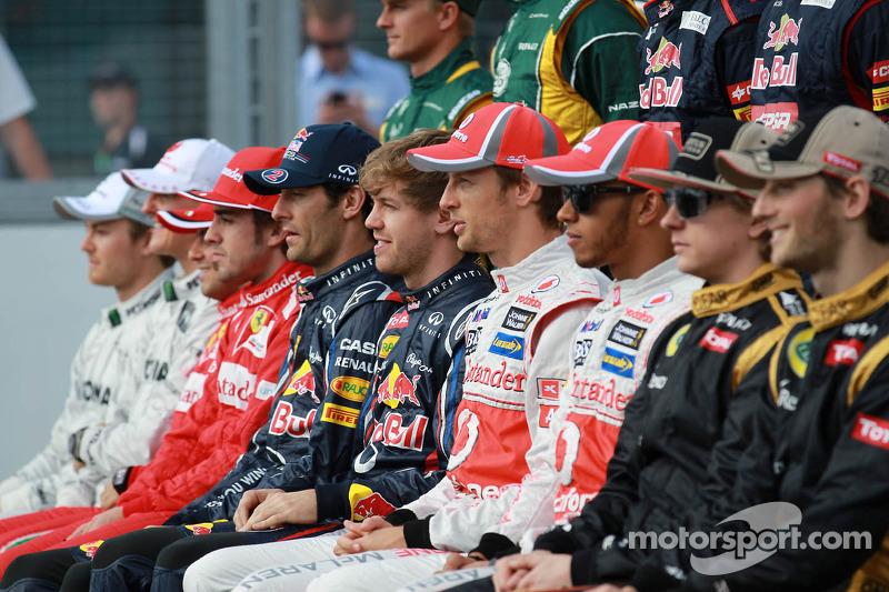 Sebastian Vettel, Red Bull Racing rijdersfoto