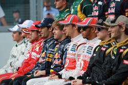 Sebastian Vettel, Red Bull Racing drivers photo