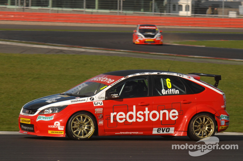 Liam Griffin, Redstone Racing