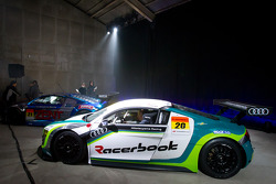 The #20 Hitotsuyama Racing Audi R8 LMS
