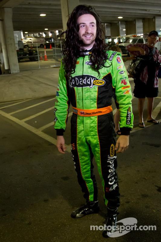 No Danica, but James Hinchcliffe, Andretti Autosport Chevrolet