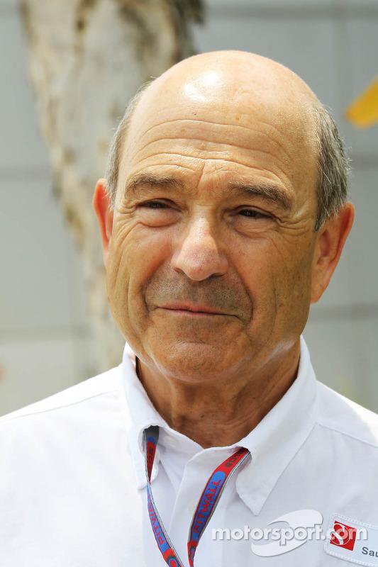 Peter Sauber, Sauber Team Principal