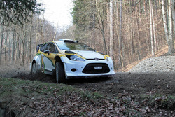 Brazil World Rally Team testing