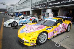#48 Dijon Racing Callaway Corvette Z06R GT3