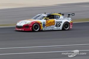 #49 Team Sahlen Mazda RX-8: Will Nonnamaker, Joe Sahlen