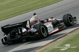J.R. Hildebrand, Panther Racing Chevrolet
