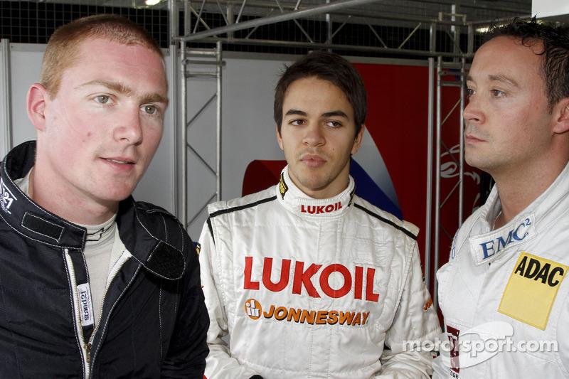 Maxime Martin, Sergey Afanasiev, Andreas Zuber