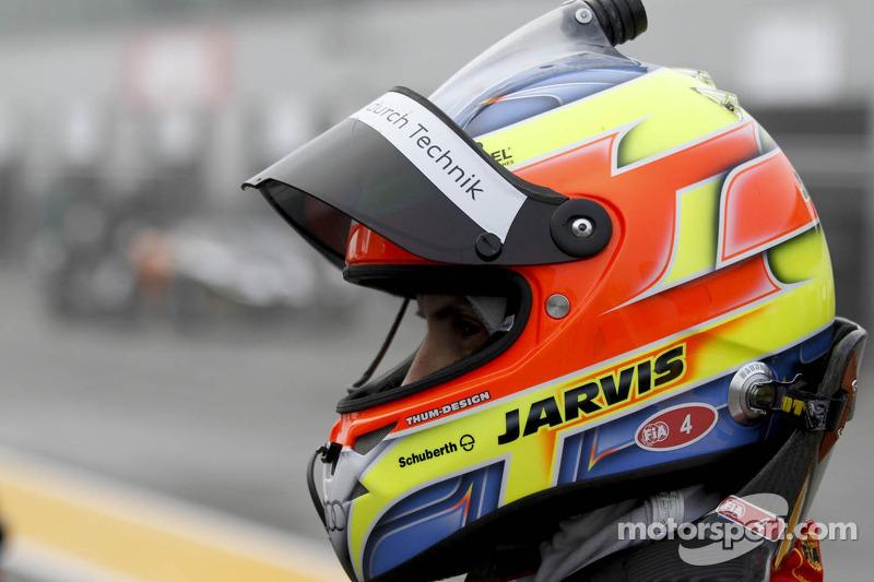 Oliver Jarvis