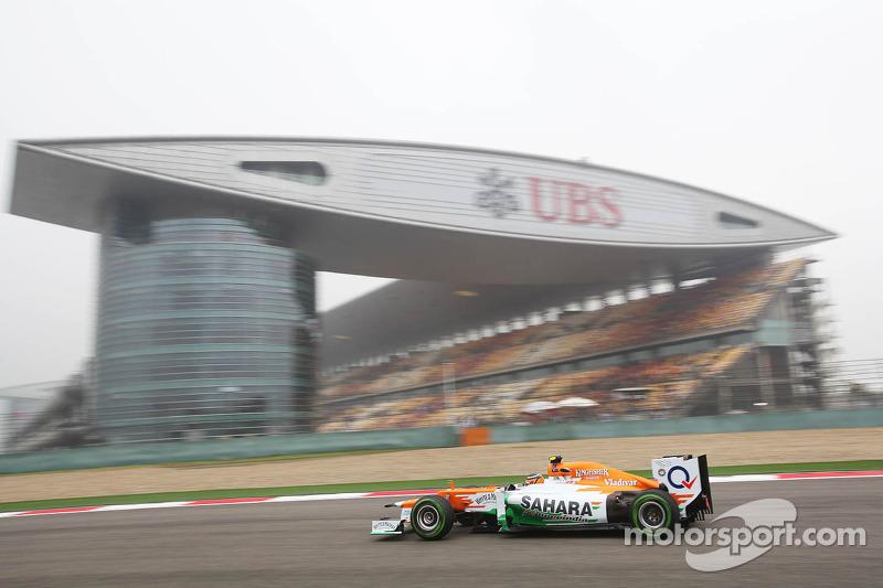 Debut de Bianchi en gran premio