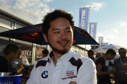 Charles Kaki Ng, BMW 320 TC, Liqui Moly Team Engstler
