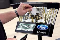 Hero card for Ricky Stenhouse Jr., Roush Fenway Ford