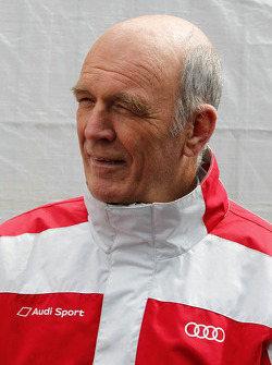 Dr. Wolfgang Ullrich, Audi's Head of Sport