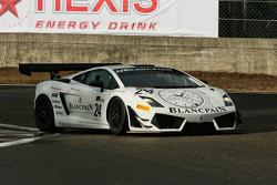#24 Reiter Engineering Lamborghini Gallardo LP 560-4: Albert von Thurn und Taxis, Tomas Enge