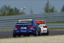 Alberto Cerqui, BMW 320 TC, Wiechers-Sport