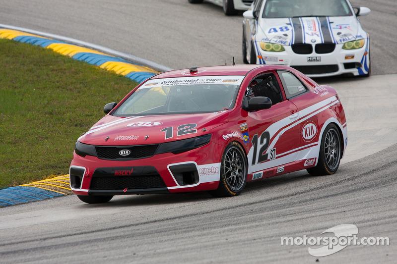 12 Kinetic Kia Racing Forte Koup Mathew Pombo Marc