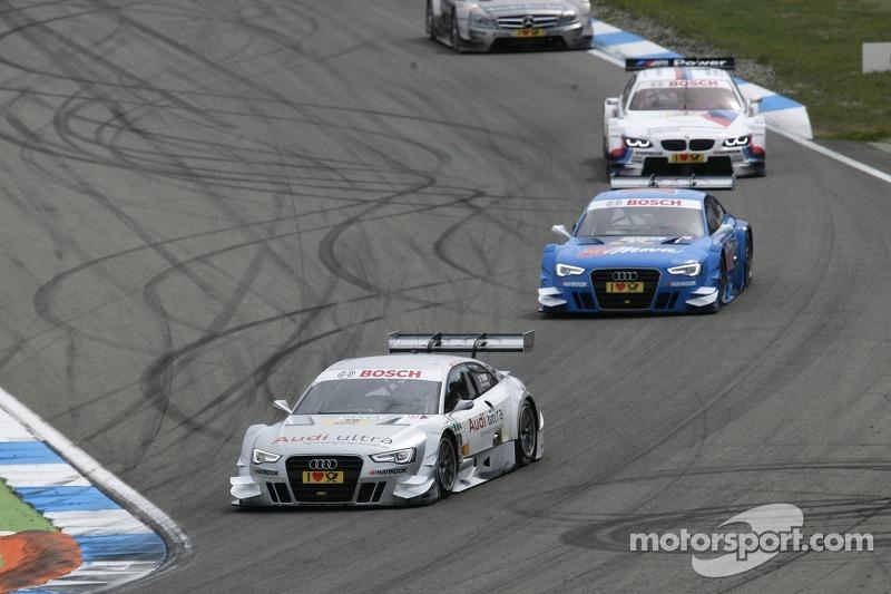 Adrien Tambay, Audi Sport Team Abt Audi A5 DTM